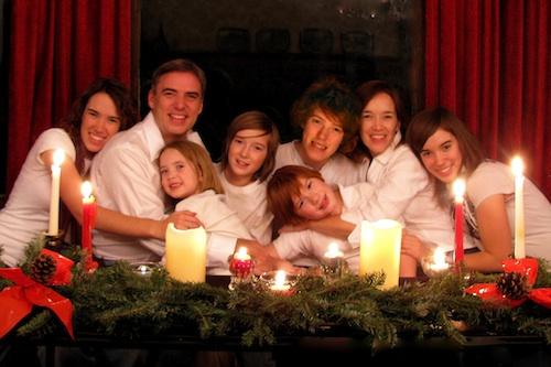 Elder Family ~ Christmas 2009