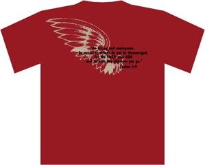 Joshua 1:9 T-Shirt